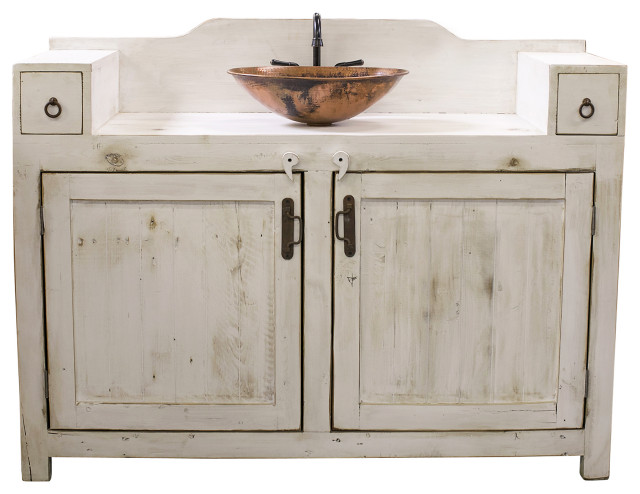 Gwenn Farmhouse Vanity - Farmhouse - Bathroom Vanities And Sink .