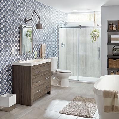 Bathroom Tile Ideas - The Home Dep