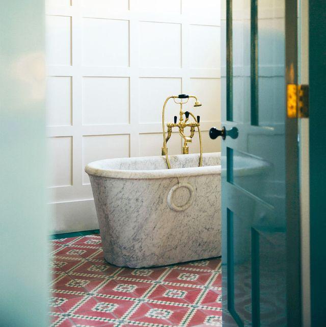 48 Bathroom Tile Ideas - Bath Tile Backsplash and Floor Desig