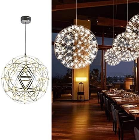 Modern Led Pendant Lights Fixture, Beautiful Spherical Ceiling .