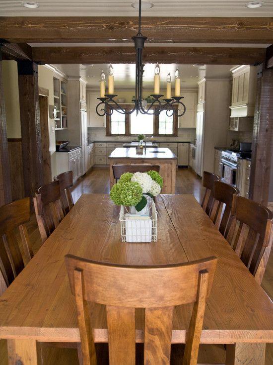 Rustic Kitchen Brick Design Ideas, Pictures, Remodel and Decor .