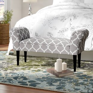 Rolled Arm Bedroom Bench | Wayfa