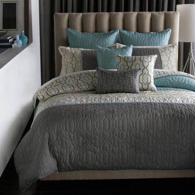 Bed Pillow Arrangement Ideas | 2 You Ideas | Bedroom comforter .