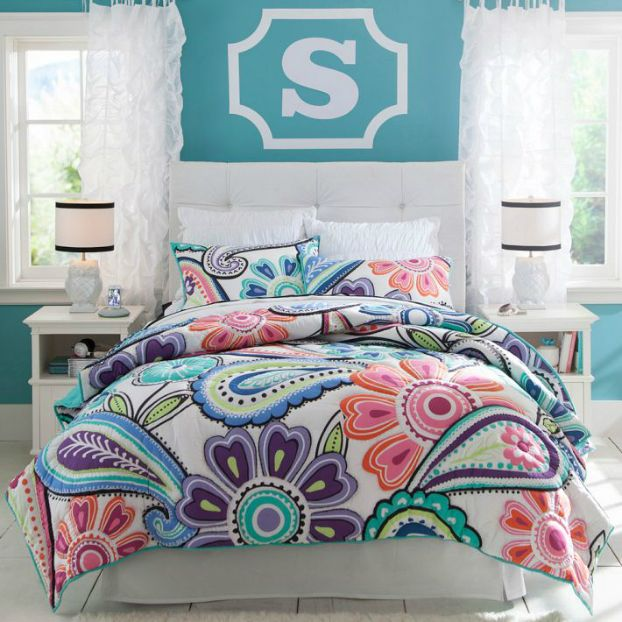 Bedding For Teenage Girl: Ideas She Will Definitely Love .
