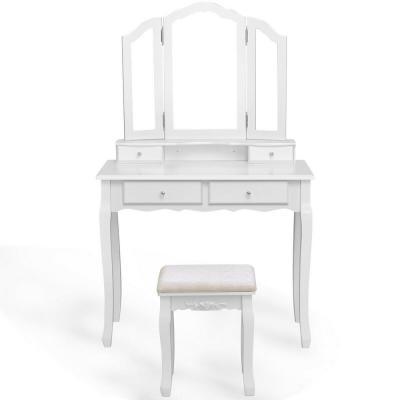 Makeup Vanities - Bedroom Furniture - The Home Dep