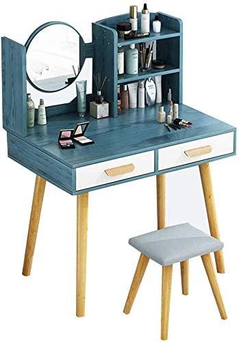 Amazon.com - YL-light Vanity Benches Set, Modern Minimalist Small .