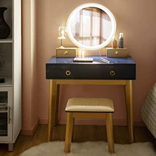 Amazon.com: Vanities & Vanity Benches - Blue / Vanities & Vanity .