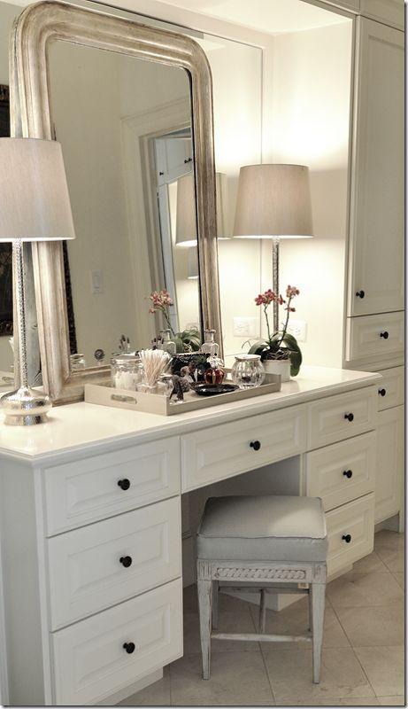 Bedroom Design: Comfortable Bedroom Vanity Ikea With Ceramic .