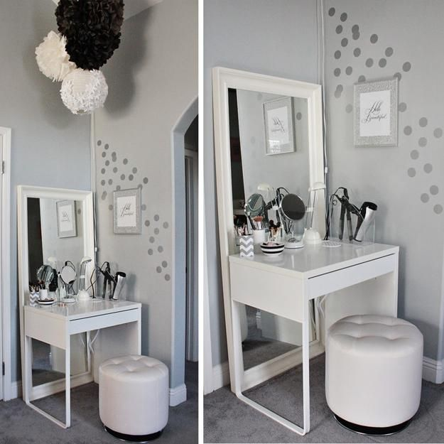 22 Small Dressing Area Ideas Bringing New Sensations into Interior .