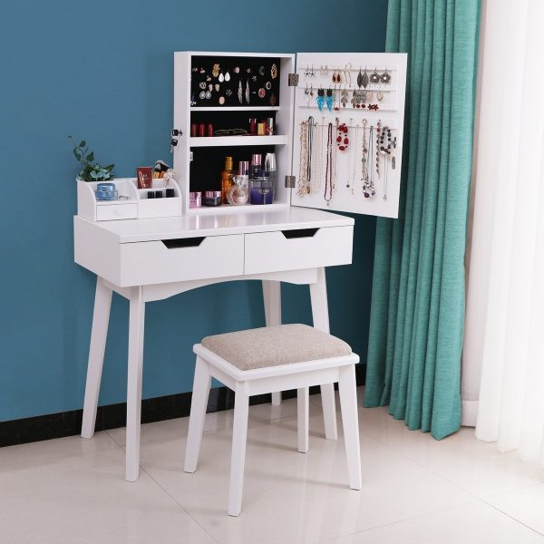 51 Makeup Vanity Tables To Organize Your Makeup Collecti