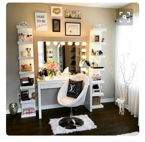 15 Fantastic Vanity Mirror with Lights for Bedroom Ide