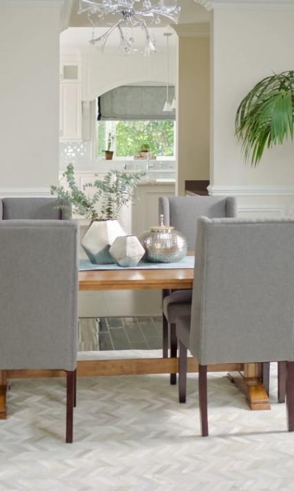 Dining Room Silk Area Rug Guide Best Types Materials – Saltandblu