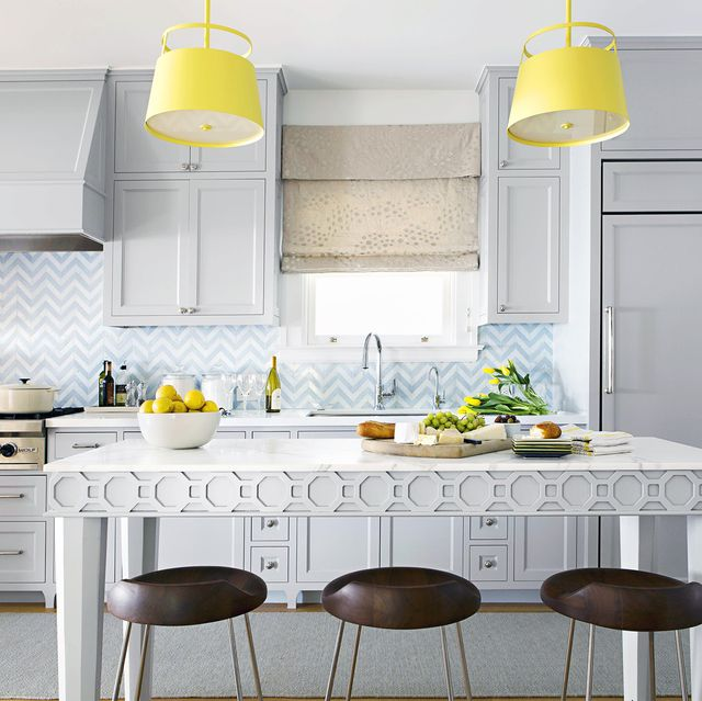 18 Best Kitchen Paint and Wall Colors - Ideas for Popular Kitchen .