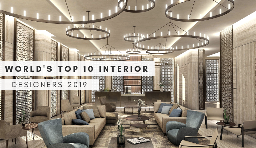 Come To Check The World's Top 10 Interior Designers 20