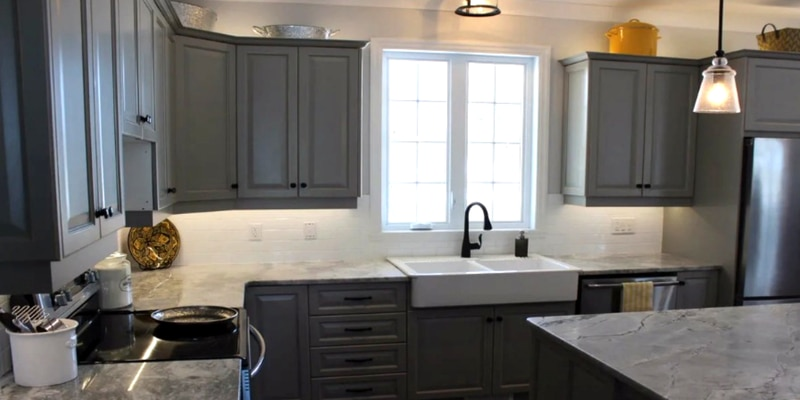 3 Best Colors to Paint Your Kitchen Cabinets for the Spring .
