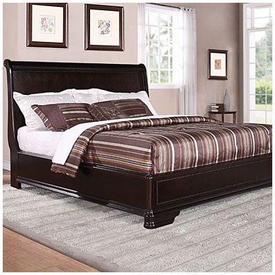Trent Complete King Bed at Big Lots. | Big lots furniture, King .