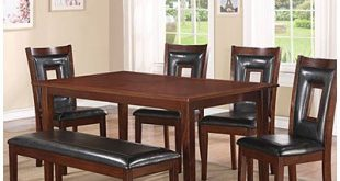 Dining Set, 6-Piece | Dining room sets, Big lots furniture, Dining .