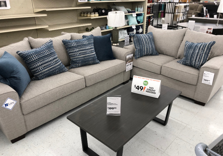 Big Savings! Big Lots Furniture on Sale right now + Coupon availabl