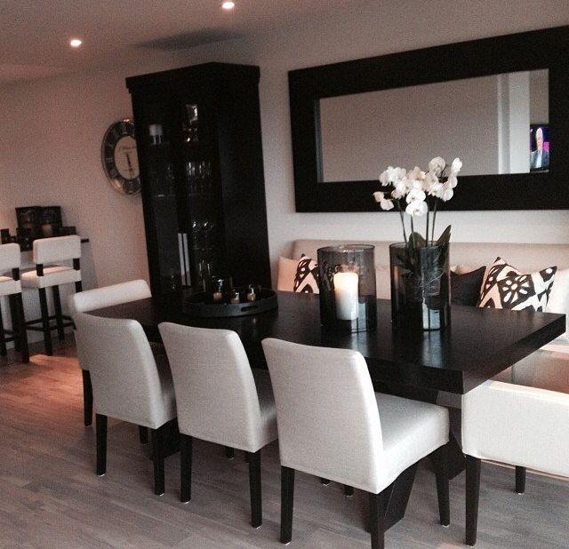 Black Dining Room Table Ideas | aldystalkerz.blogspot.c