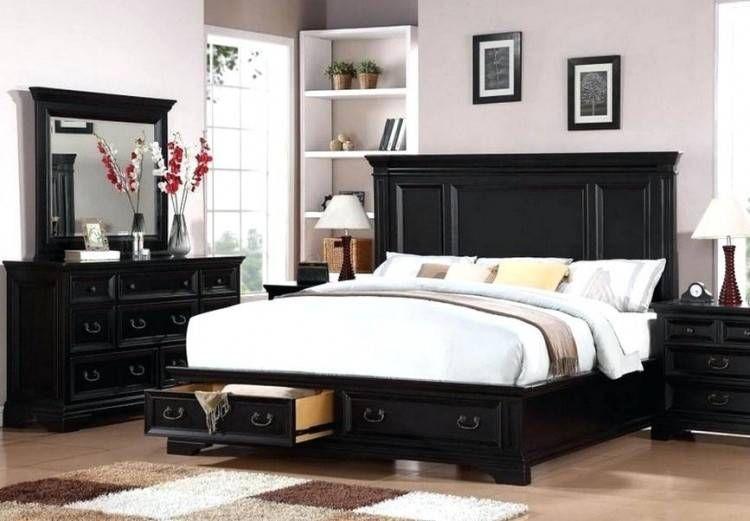 Black King Size Bedroom Furniture | King size bedroom furniture .