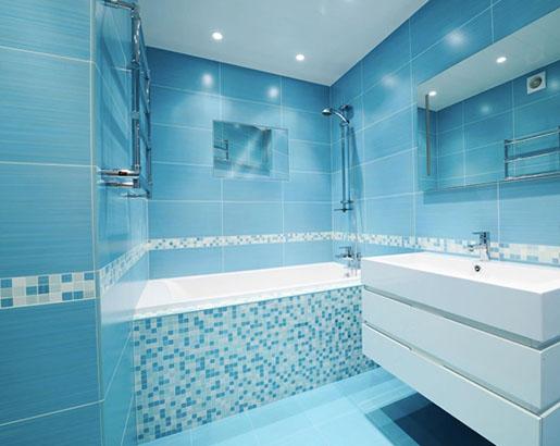 23 Blue Tile Design Ideas For Your Kitchen & Bath | Sebring Design .