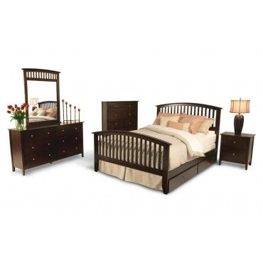 Tribeca 10 Piece King Set | Bedroom sets queen, Furniture, Bedroom .