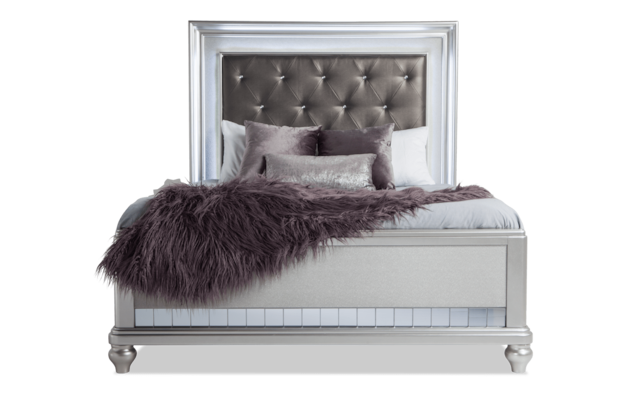 Diva II Queen Bedroom Set | Bobs.c