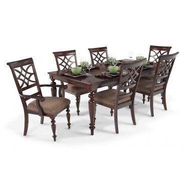 Woodmark 7 Piece Set | Dining room sets, 7 piece dining set .