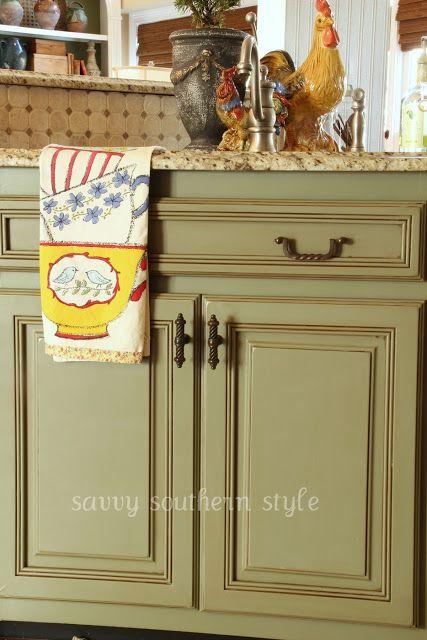 Kitchen Cabinets Tutorial | Painting kitchen cabinets, Kitchen .