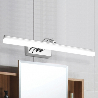 Bedside Bathroom Vanity Lighting 9W-16W High Bright Stainless .