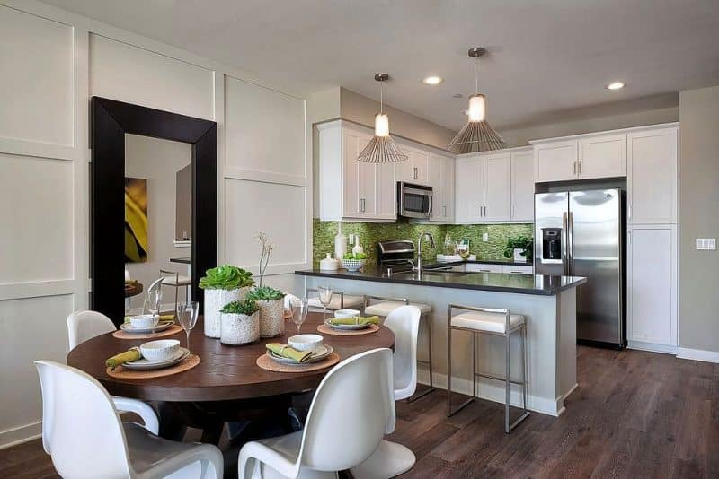 27 Small Kitchen-Dining Room Combo Ideas | Décor Outli