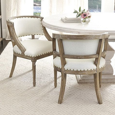Haynes Dining Chair | Ballard Designs | Comfortable dining chairs .