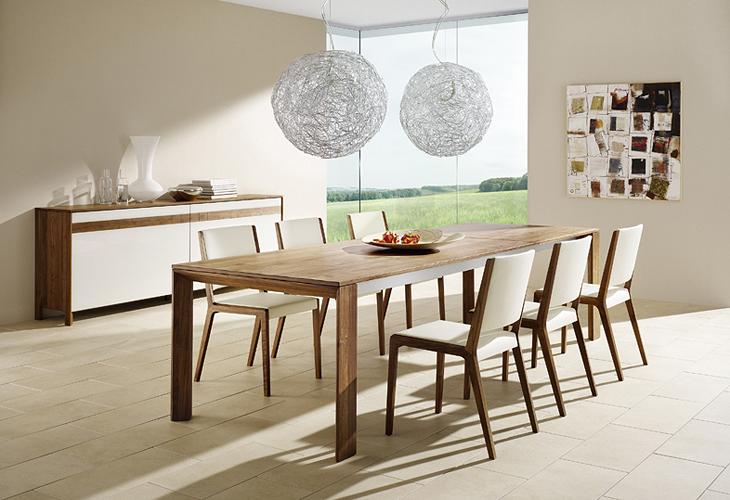 Custom Modern Dining Room Furniture — Oscarsplace Furniture Ideas .