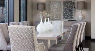40+ Beautiful Modern Dining Room Ideas - Hative | Modern dining .
