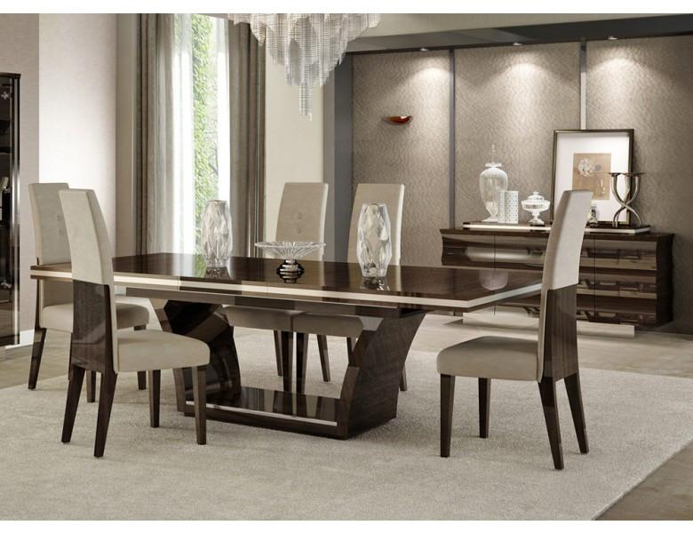 Giorgio Bell Italian Modern Dining Table Set – DecorP