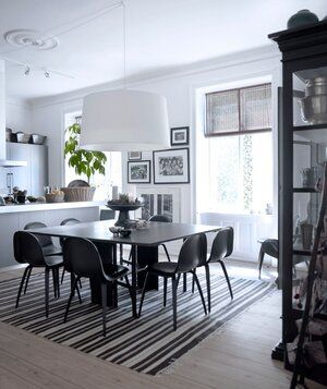 19 Amazing Kitchen Decorating Ideas in 2020   Dining room .