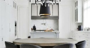 Savvy Favorites: Contemporary & Modern Round Dining Room Tables .