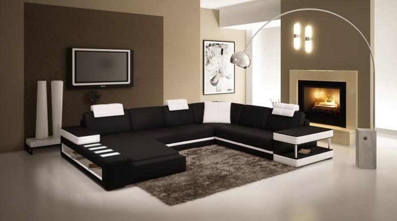 Modern Luxury Living Room Furniture Ideas — Oscarsplace Furniture .