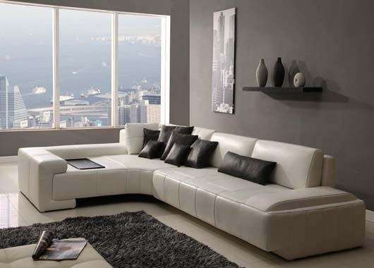 Contemporary Modern contemporary living room furniture modern .