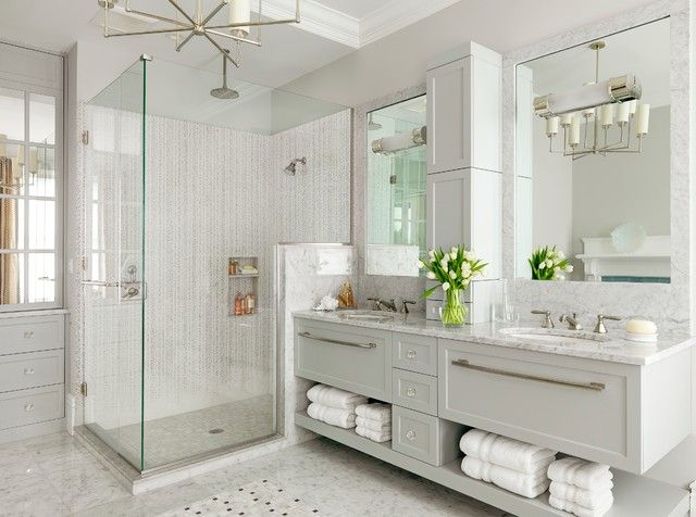 Bright White Bathroom Cabinet Ideas With White Contemporary .