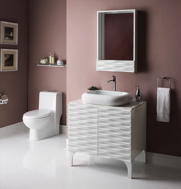 White Bathroom Vanity 36 Inch | Belezaa Decorations from .