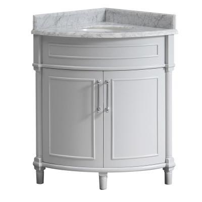 Corner - Bathroom Vanities - Bath - The Home Dep