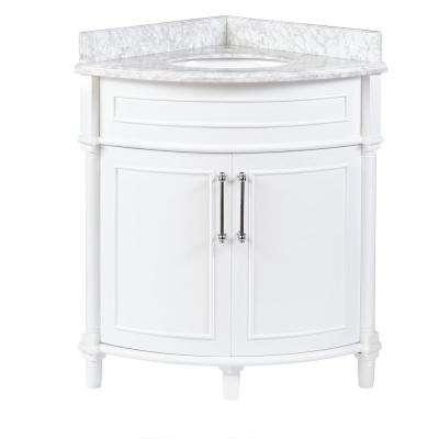 22 - 25 - Corner - Bathroom Vanities with Tops - Bathroom Vanities .