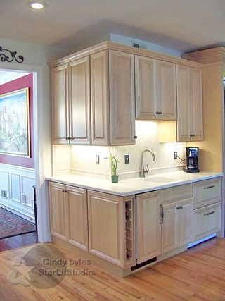 the kitchen project | Corner kitchen cabinet, Beautiful kitchen .