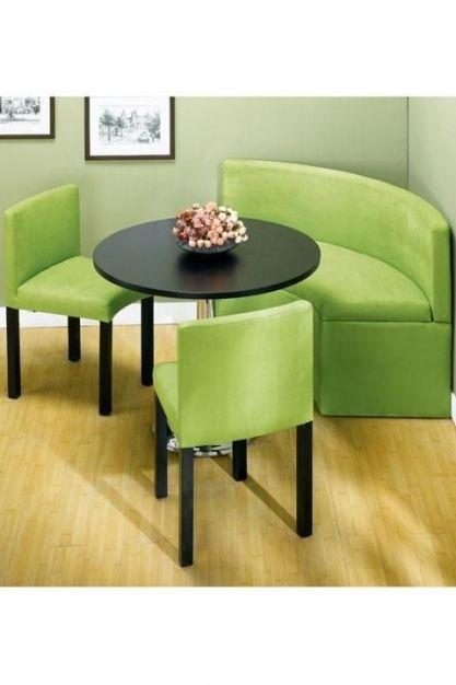 Small Corner Kitchen Table | Breakfast nook furniture, Corner .