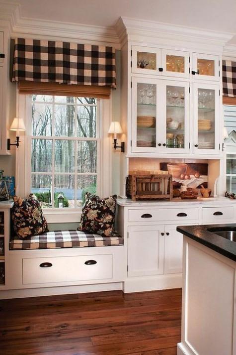 25 Cozy Farmhouse Kitchen Decor Ideas - Shelterne