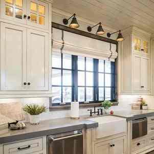 Top Fantastic Farmhouse Kitchen Decor Ideas Country Style Designs .