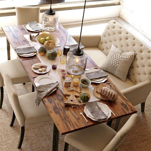 Warm It Up: Tips for a Cozy Dining Room | Dining room cozy, Dining .