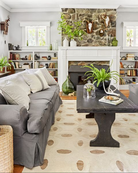 41 Cozy Living Rooms - Cozy Living Room Furniture and Decor Ide