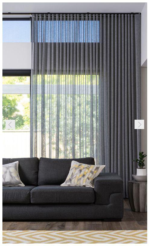 30 Beautiful Living Room Curtain Ideas 2020 (Gorgeous & Stylish .